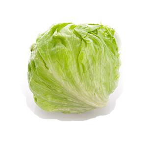 Salat: Eisbergsalat Laibacher Eis